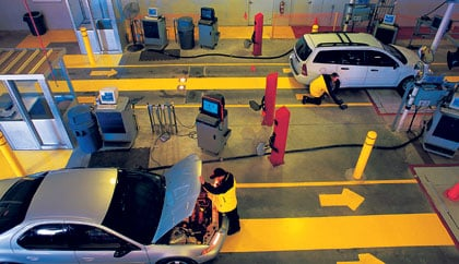 N j may close motor vehicle inspection stations forcing for Nj motor vehicle inspection