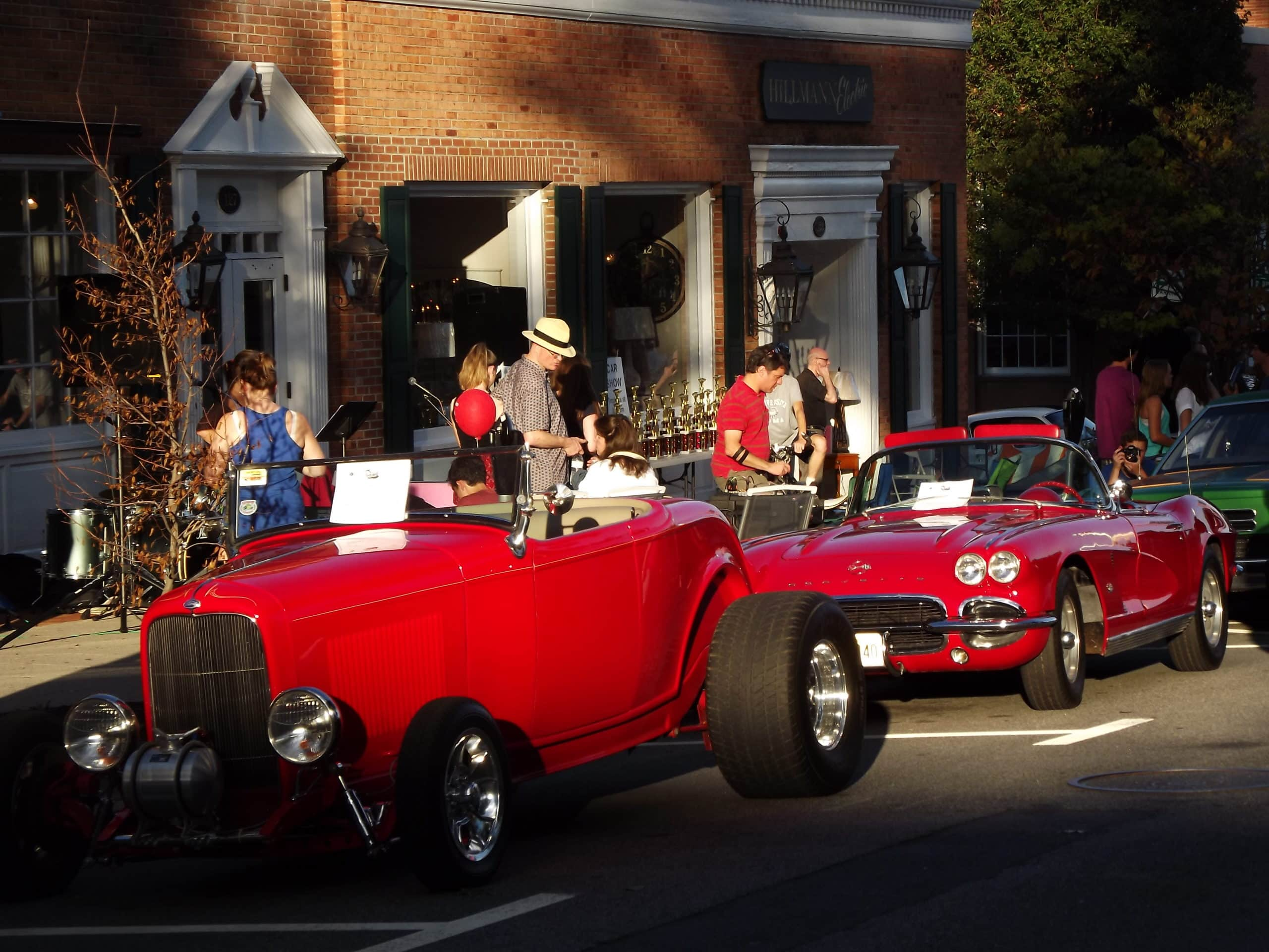 The Best Night Time Car Show In New Jersey THE RIDGEWOOD BLOG - Car shows in nj
