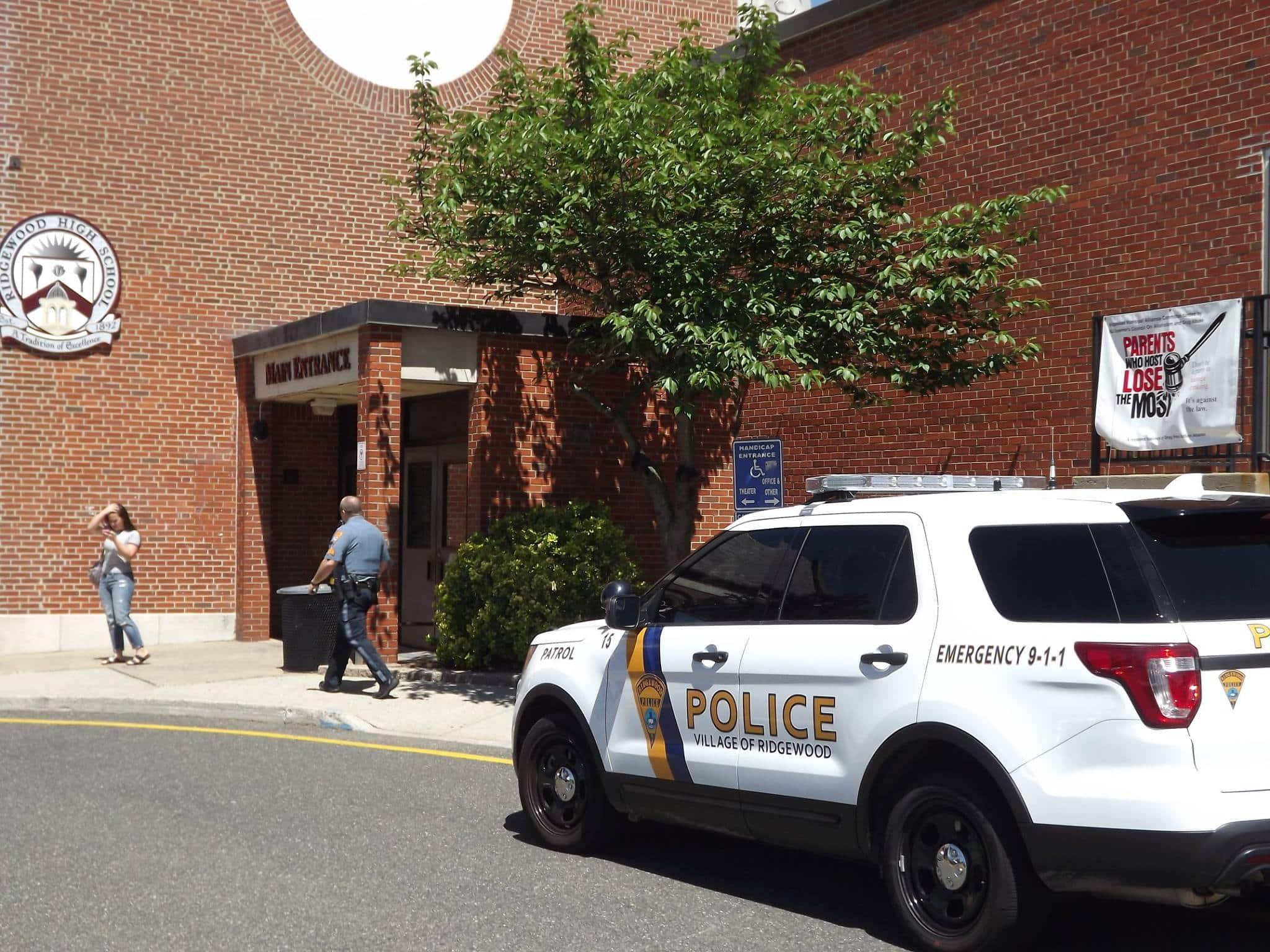 Ridgewood Police RHS