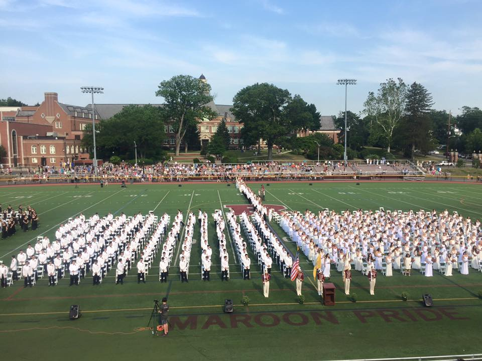 Ridgewood High School class of 2016