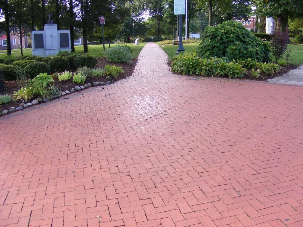 """Village of Ridgewood : Van Neste Memorial Park """"Revival"""" project"""