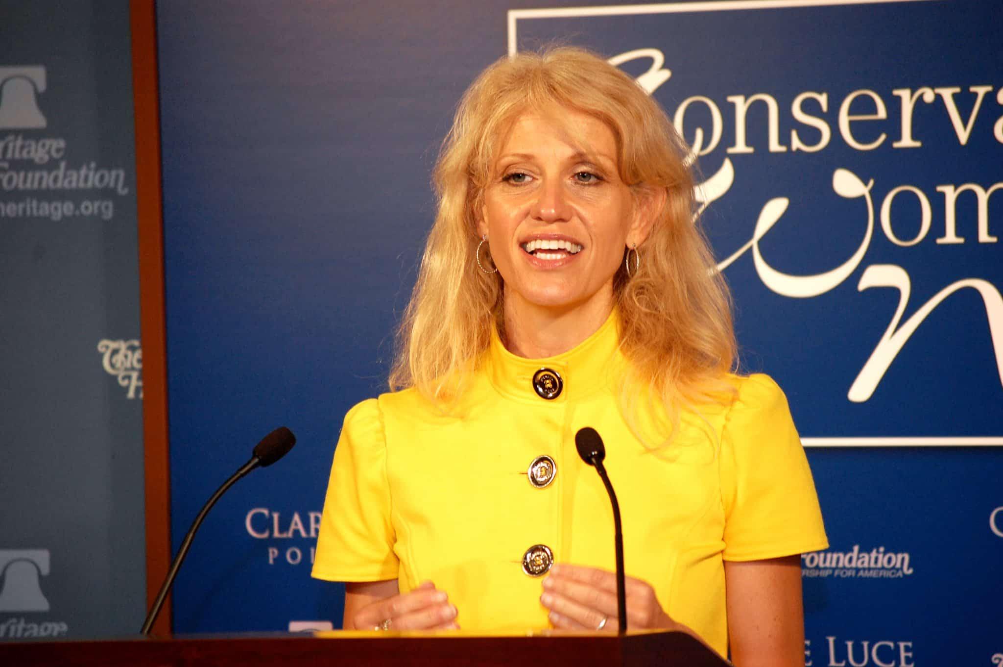 GOP strategist Kellyanne Conway