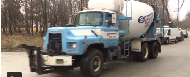 Worker dies in cement mixer accident in New Jersey