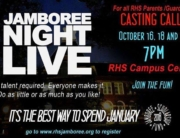 Jamboree Scholarship Fund presents: JAMBOREE 2018 – JAMBOREE NIGHT LIVE - CASTING CALL!